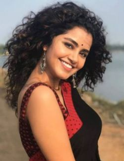 Anupama Parameswaran Latest Photo Gallery